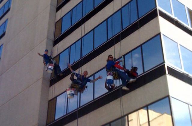 Clear View Window cleaning san francisco